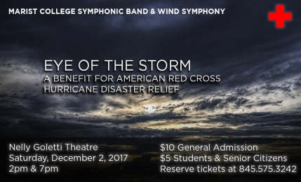 Eye of the storm poster